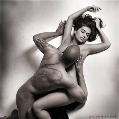 сексуалный мужике и женшина фото
